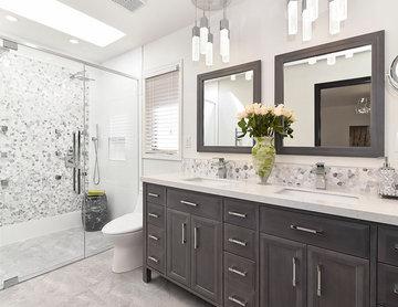 Redesigned Bathroom