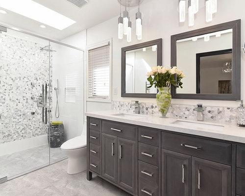 Contemporary Bathroom Design Ideas Remodels Photos – Contemporary Bathroom Cabinets