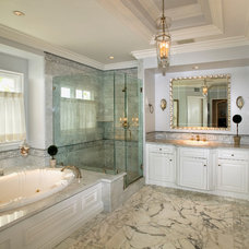 traditional bathroom by Mark Reuter