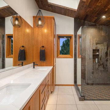 Redmond PNW Bathrooms