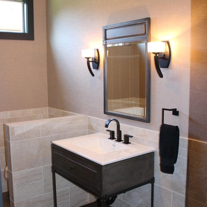 Redmond Powder Bathroom
