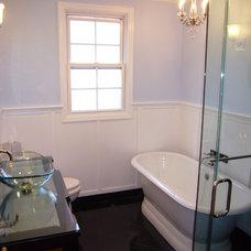 Contemporary Bathroom by Jemstone Construction