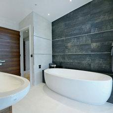 Contemporary Bathroom by Jigsaw Interior design