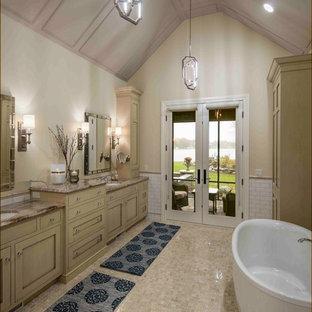 Salle de bain de luxe Grand Rapids : Photos et idées déco de salles ...