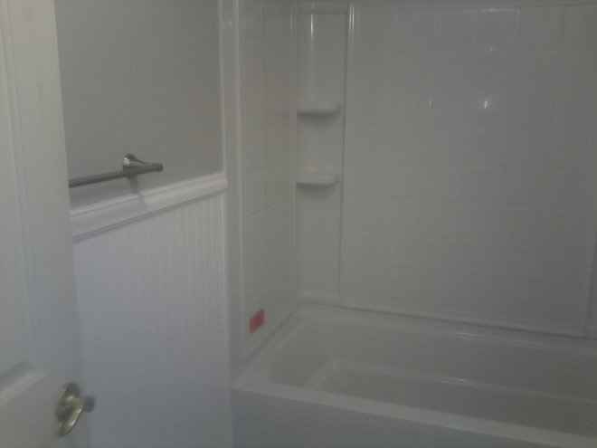 Traditional Bathroom by Lowe's Mt Pocono
