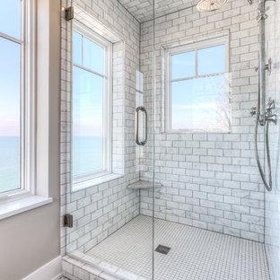 maritimes badezimmer