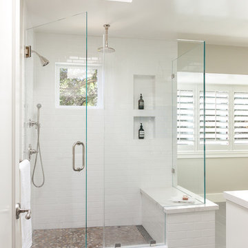 Refreshed Traditional Renovation in the Berkeley Hills