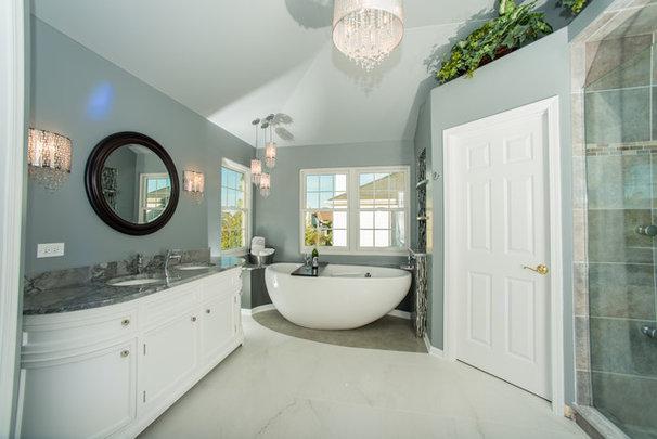 Contemporary Bathroom by Brandie McCoy, CKD