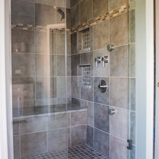 Traditional Bathroom by Brandie McCoy, CKD
