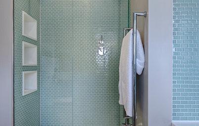 7 pareti in legno per scaldare la casa - Scaldare il bagno elettricamente ...