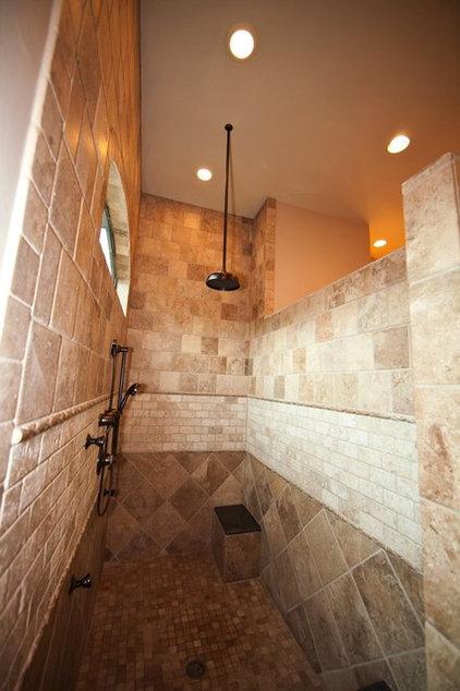 Traditional Bathroom by JMC Designs llc