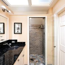 Contemporary Bathroom by Nash Construction, Inc.