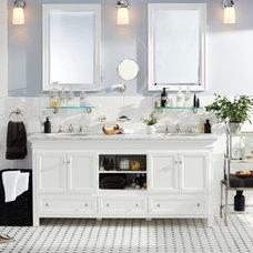 Bathroom by Rejuvenation