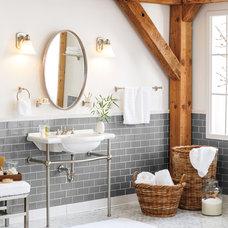 Contemporary Bathroom by Rejuvenation