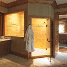 Traditional Bathroom by Cheryl Smith Associates