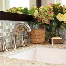 Contemporary Bathroom by By Design Interiors, Inc