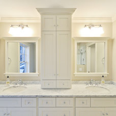 Traditional Bathroom by Mark D. Williams Custom Homes Inc