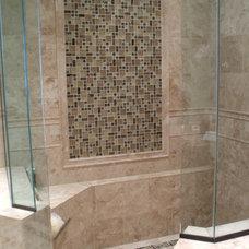 Traditional Bathroom by Susan Weaver Design