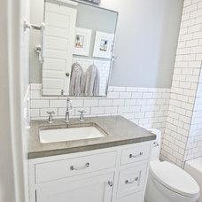 Bathroom by Michelle Hinckley