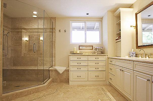 Contemporary Bathroom by Mega Builders