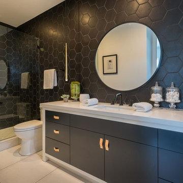remodeling in Troon LA bathroom