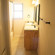 Traditional Bathroom by Kenneth Graham Construction