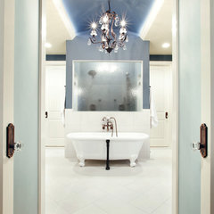 traditional bathroom by Becki Wiechman, ASID, LEED AP