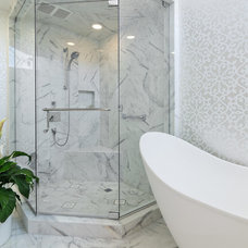 Contemporary Bathroom by Deborah Freedman Design