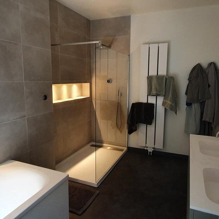 Rénovation d'une salle de bain sur Zaventem