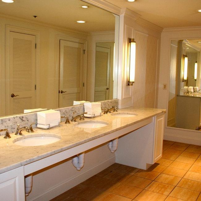 Renovation Ladies Room Country Inn
