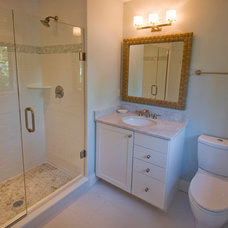 Traditional Bathroom by Shoreline Builders