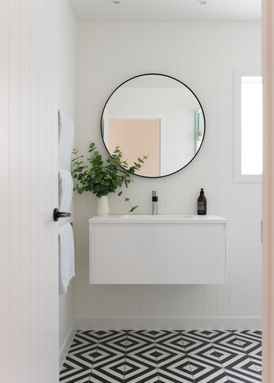 Contemporary Bathroom by Style My Abode NZ