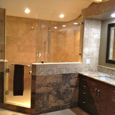 Traditional Bathroom by Living Proof Custom Homes