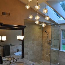 Traditional Bathroom by Metropolitan Construction LLC