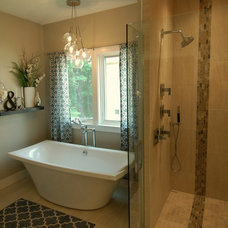Contemporary Bathroom by Rubicon Custom Homes