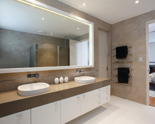Bathroom Mirrors Led led bathroom mirror | houzz