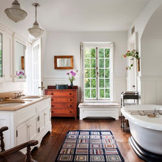 Traditional Bathroom by John B. Murray Architect