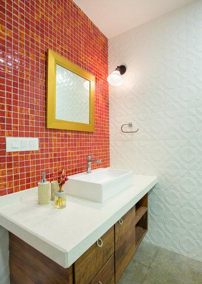 Contemporary Bathroom by Bizou