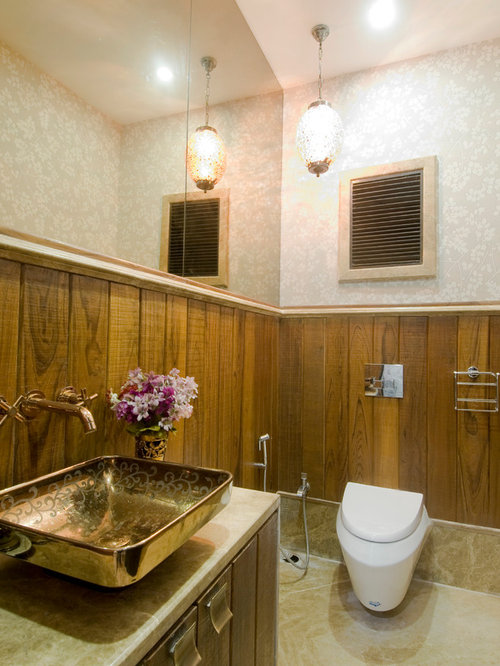 example of a trendy bathroom design in kolkata