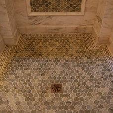 Traditional Bathroom by Hibler Design Studio