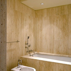modern bathroom by TEK Architects, PC
