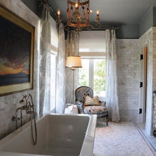 Traditional Bathroom by Dwyer Marble & Stone Supply