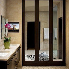 Tropical Bathroom by Specialty Tile Products