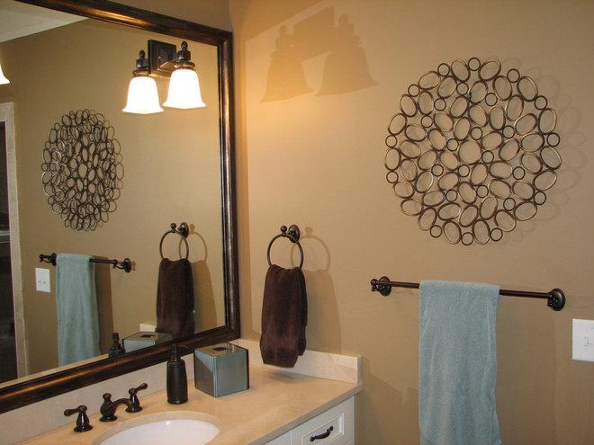Contemporary Bathroom by Studio M Interiors