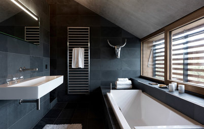6 Lessons in Scale From Well-Designed Bathrooms