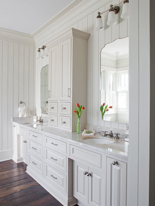 75 Farmhouse Bathroom with Raised-Panel Cabinets Design Ideas ... on small spaces bathroom cabinets, fun bathroom cabinets, decorating bathroom cabinets, ornate vanity cabinets, black bathroom cabinets, ikea bathroom cabinets, holiday bathroom cabinets, real simple bathroom cabinets, painting old bathroom cabinets, traditional bathroom cabinets, antique wood bathroom cabinets, green bathroom cabinets, home bathroom cabinets, paint bathroom cabinets, beach bathroom cabinets, kitchen bathroom cabinets, storage bathroom cabinets, vintage bathroom cabinets, hgtv bathroom cabinets, pinterest bathroom cabinets,