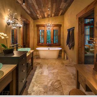 Textured Paint Bathroom Ideas Houzz