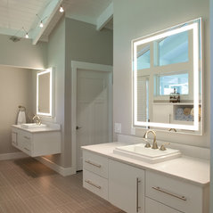 Residential Photos Of Electric Mirror Projects