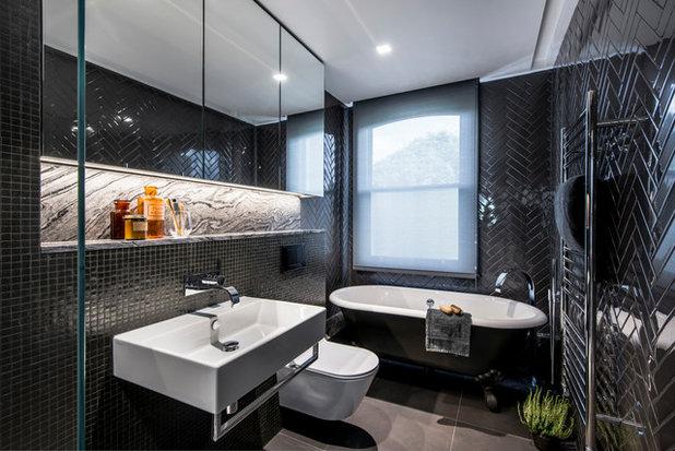 Contemporary Bathroom by Marek Sikora Photography