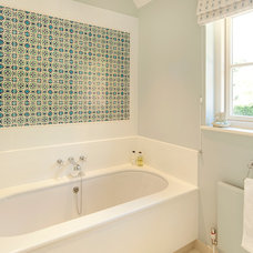Traditional Bathroom by Hill Mitchell Berry Architects